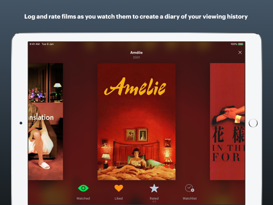 Screenshot #6 pour Letterboxd