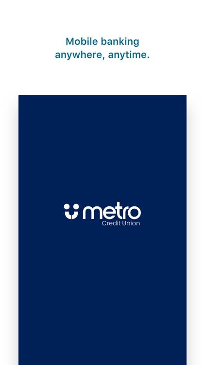Metro Credit Union - Omaha screenshot-3