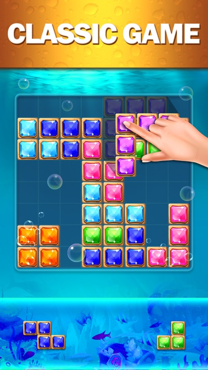 Jewels Block Puzzle screenshot-3