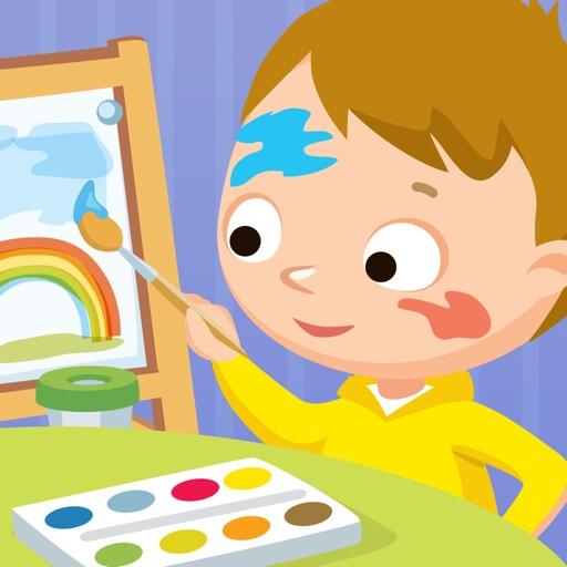 Smart Grow. Drawing & Coloring