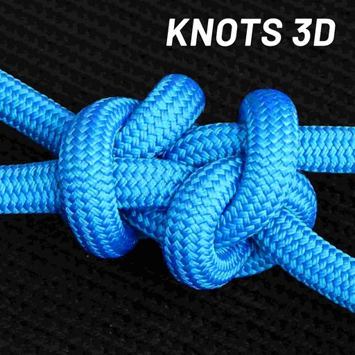 Knot 3D : How To Tie Knots