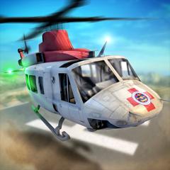 Helicopter Flight Pilot Sim