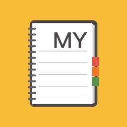 MY记词本-背单词学英语必备生词本