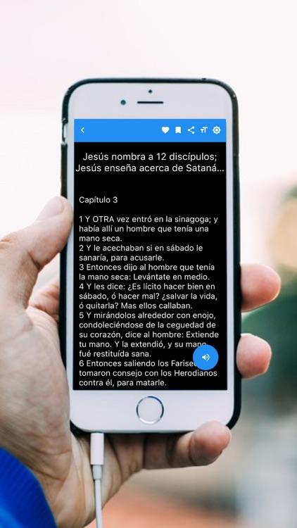 La Santa Biblia Español:PRO screenshot-5