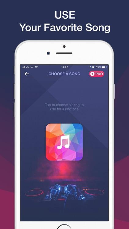 Song Ringtones, Ringback Tones screenshot-3
