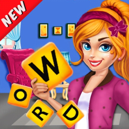 Word Frenzy Home Design Story