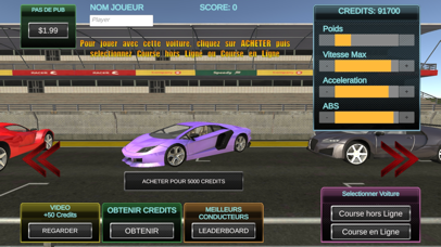 Sport Car Racer 3D screenshot 2