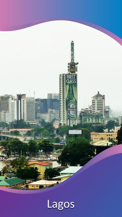 Lagos City Guide screenshot 1