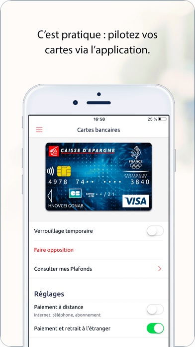 download Banxo - Caisse d'Epargne apps 3