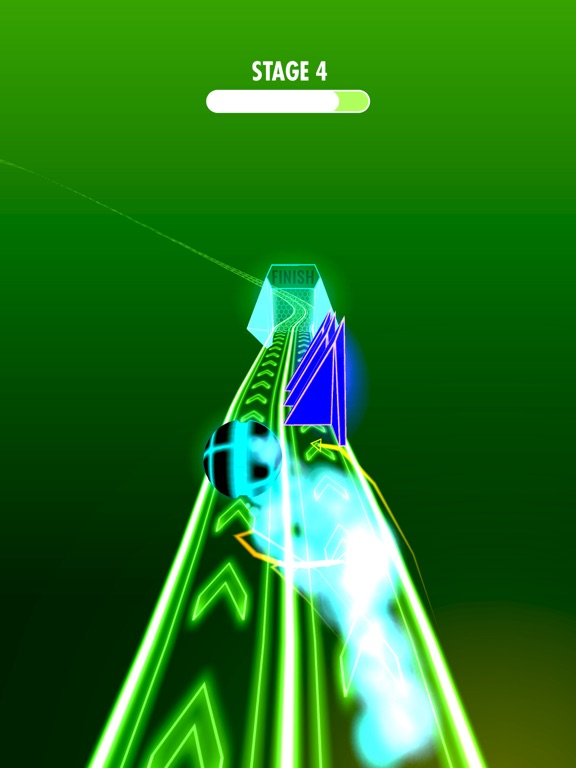Neon Speed Rush screenshot 8