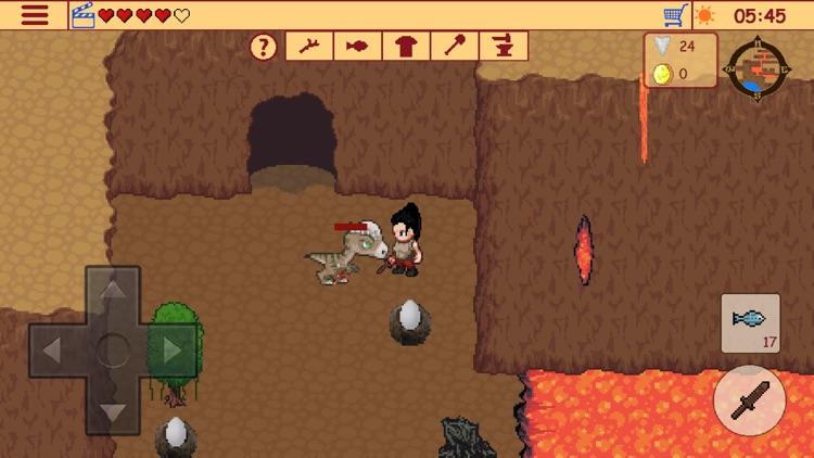 Survival RPG 3:Lost in Time 2d screenshot-6