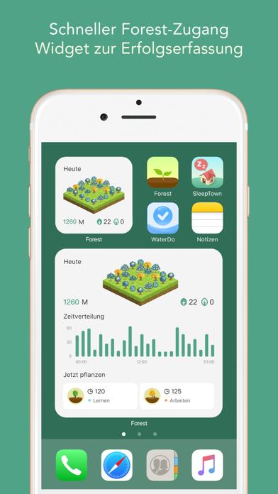 Forest - Bleib fokussiertScreenshot von 9