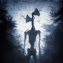 Siren Head Forest Horror