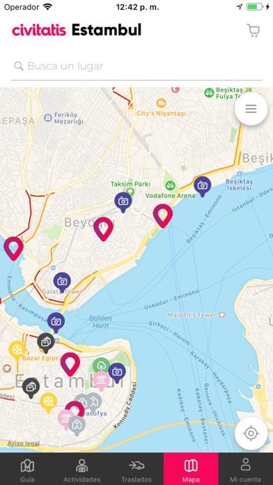 Guía de Estambul Civitatis.comCaptura de pantalla de6