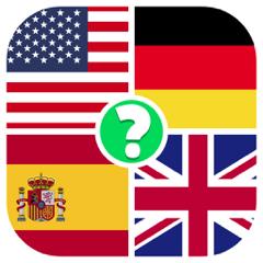 Flagge Quiz: Wort Bilder Spiel