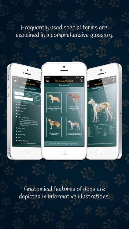 Dog Breeds of the World screenshot-4