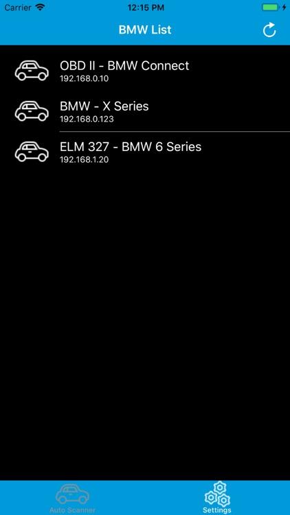 Auto Scanner ELM OBD2