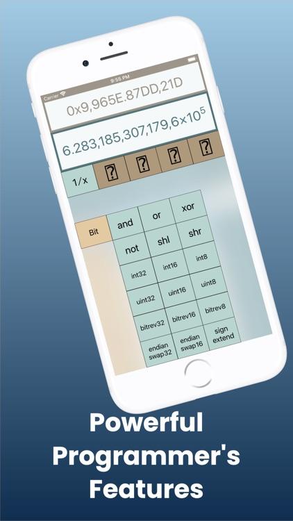 SciHex Calculator