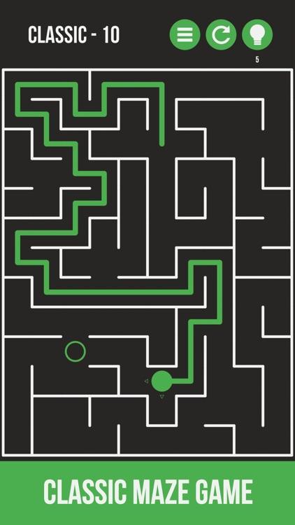 Mazes & More: Classic Maze screenshot-6