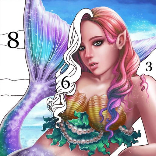 Art Coloring - Color by Number icon