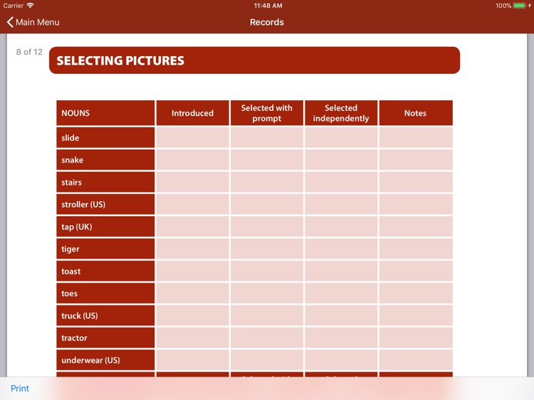 See and Learn Vocabulary 3 screenshot-8