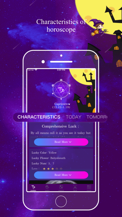 Zodiac Signs Pro Screenshot