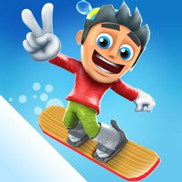 Ícone do app Ski Safari 2