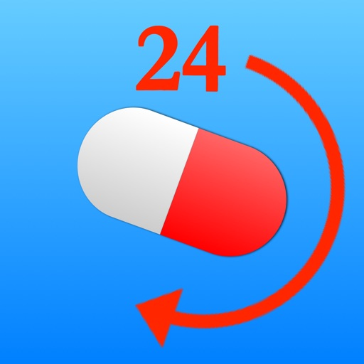 Daily Med Pill Reminder Alarm icon