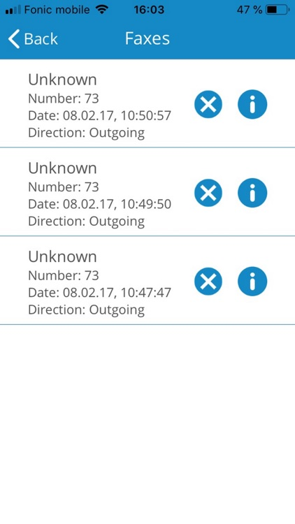 PBX Manager screenshot-2