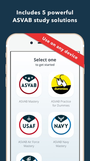 ASVAB For Dummies and Mastery on the App Store