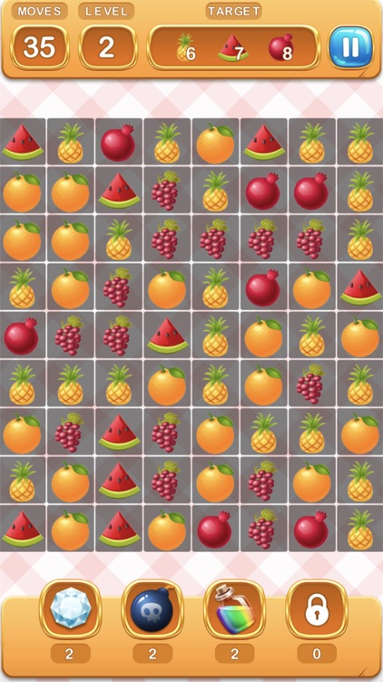 Fruit Mix Game screenshot-0