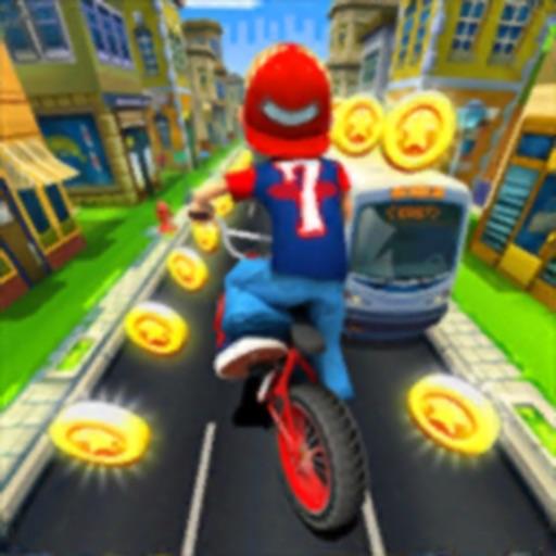 Bike Blast -BMX Race Game