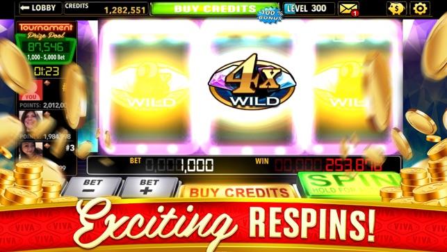 Slots machines free games