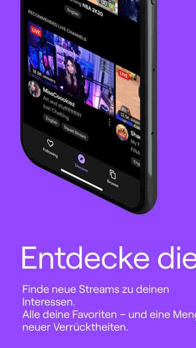 Herunterladen Twitch: Live-Stream & Chat für Pc