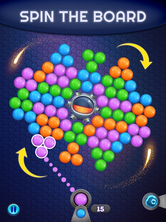 Bubble Pop Spinner screenshot 6