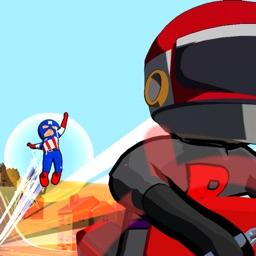 Hero VS Criminal