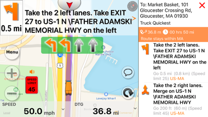 cancel SmartTruckRoute: Truck GPS subscription image 2