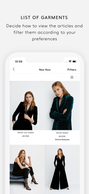 06587eee619c9 MANGO - Online fashion on the App Store
