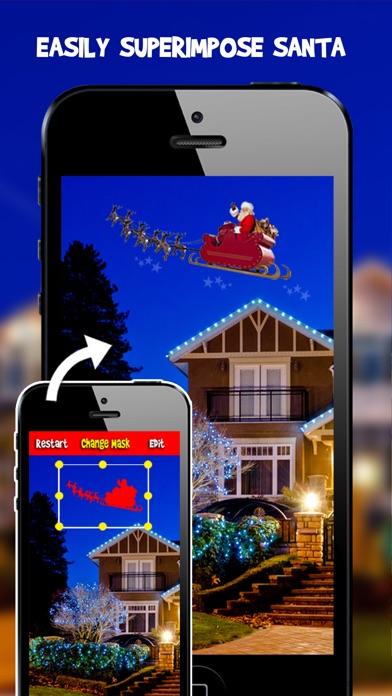 Snap Santa Photo Editor Booth review screenshots