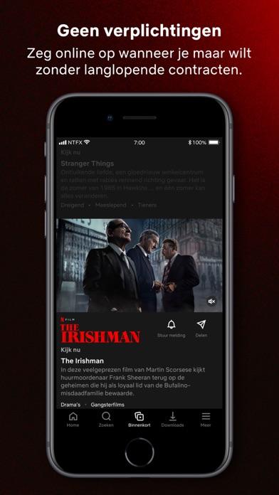 Netflix Screenshots