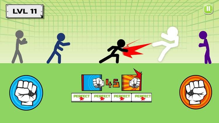 Stickman fighter : Epic battle screenshot-3