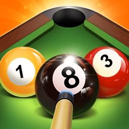 黑8王者台球-3D单机桌球