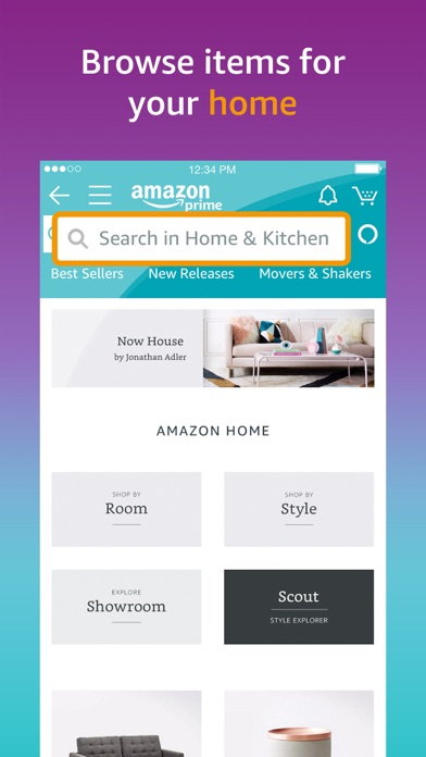 download Amazon - Shopping made easy apps 0