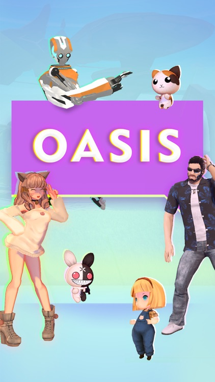 Oasis - a new virtual world