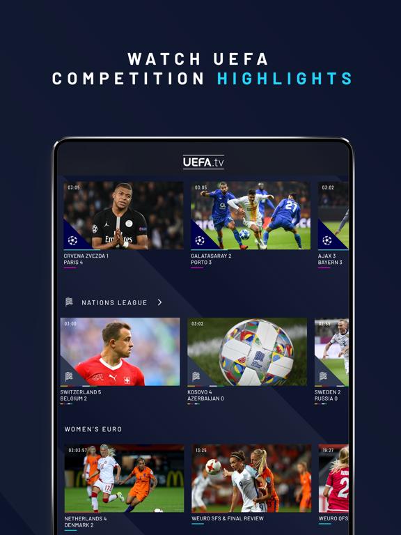 UEFA.tvのおすすめ画像4