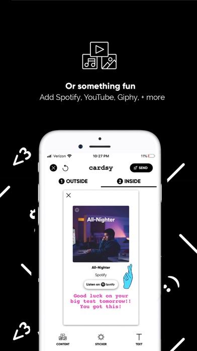 Cardsy // digital greetings 4