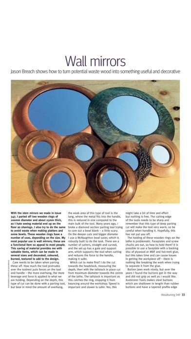 Woodturning Magazineのおすすめ画像5