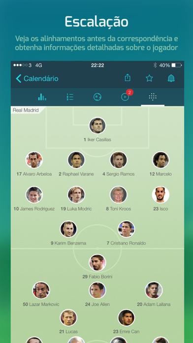 Screenshot for Forza Football in Brazil App Store
