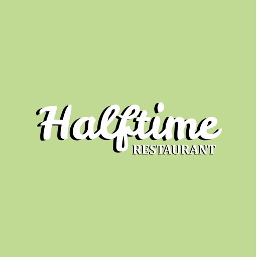 Halftime Restaurant Pizza