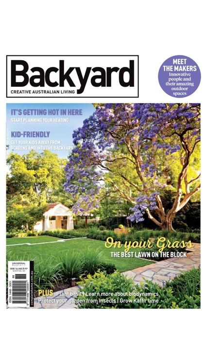 Backyard & Garden Design Ideas